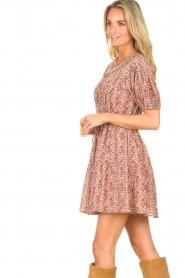 ba&sh |  Dress with drawstrings Iris | pink  | Picture 6