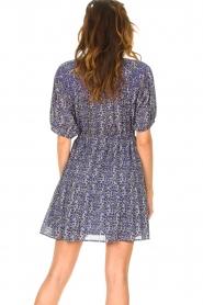 ba&sh |  Dress with drawstrings Iris | blue  | Picture 6