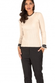 Hunkydory |  Sweater Dora | natural  | Picture 2