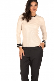 Hunkydory |  Sweater Dora | natural  | Picture 4