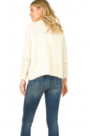 JC Sophie |  Soft knitted cardigan Ermine | natural  | Picture 6
