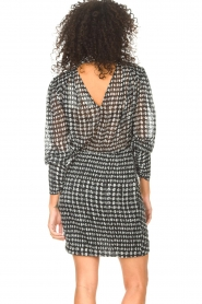 ba&sh |  Dress with dots Brydie | black  | Picture 6