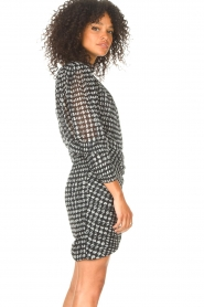 ba&sh |  Dress with dots Brydie | black  | Picture 5
