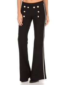 Hunkydory |  Pants Billie | dark blue  | Picture 3