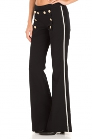 Hunkydory |  Pants Billie | dark blue  | Picture 4