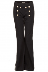 Hunkydory |  Pants Billie | dark blue  | Picture 1