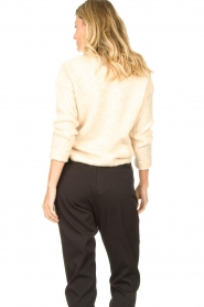 JC Sophie |  Cable knit sweater Esparanza | beige  | Picture 7