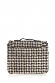 Becksöndergaard |  Shoulder bag with houndstooth print Mara | multi  | Picture 4