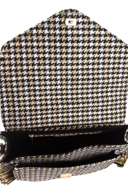 Becksöndergaard |  Shoulder bag with houndstooth print Mara | multi  | Picture 5