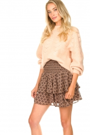 JC Sophie | Sweater with open details Estrella | natural  | Picture 5