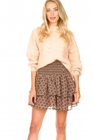 JC Sophie | Sweater with open details Estrella | natural  | Picture 4