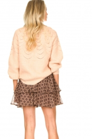 JC Sophie | Sweater with open details Estrella | natural  | Picture 7