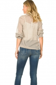 JC Sophie | Blouse with print Emmery | natural  | Picture 6