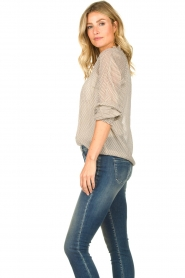 JC Sophie | Blouse with print Emmery | natural  | Picture 5