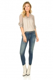 JC Sophie | Blouse with print Emmery | natural  | Picture 3