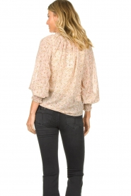 JC Sophie |  Printed blouse Enzo |pink  | Picture 6