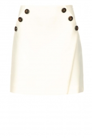 ba&sh |  Skirt with button details Kara | natural  | Picture 1