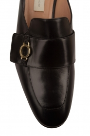 L'Autre Chose |  Slip on loafers Vina | Black  | Picture 5
