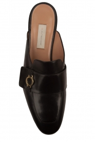 L'Autre Chose |  Slip on loafers Vina | Black  | Picture 6