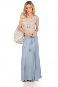 Skirt Sun | blue