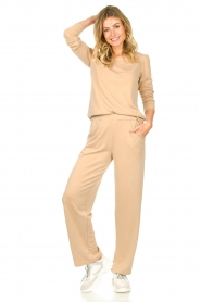 JC Sophie |  Pants Earth | camel  | Picture 3