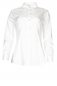 JC Sophie |  Stretch blouse Etsuko | white  | Picture 1