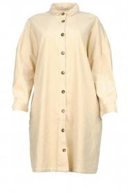 JC Sophie |  Corduroy blouse Effie | beige  | Picture 1