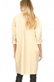 JC Sophie |  Corduroy blouse Effie | beige  | Picture 6