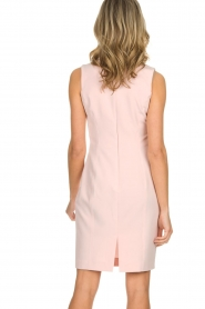 Kocca |  Dress Lydia | pink  | Picture 5