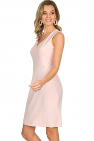 Kocca |  Dress Lydia | pink  | Picture 4