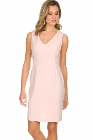Kocca |  Dress Lydia | pink  | Picture 2