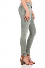 Denham | Mid rise Skinny jeans Sharp lengtemaat 32 | blauw  | Afbeelding 4