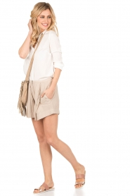 Aaiko |  Shorts Varay | sand  | Picture 3