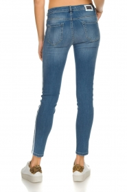 Kocca |  Skinny jeans with side stripes Bagkin | blue  | Picture 5