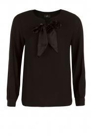 Style Butler | Top Andrea | zwart   | Afbeelding 1