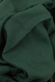 Becksöndergaard | Wollen sjaal Mill | groen  | Afbeelding 3