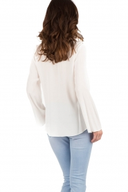 Hale Bob | Blouse Beverly | wit | Afbeelding 5
