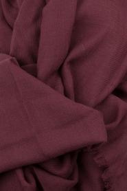 Becksöndergaard | Wollen sjaal Mill | rood  | Afbeelding 3