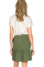 Set |  Skirt Idaia | khaki green  | Picture 6