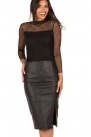 Style Butler | Kanten body Karlie | zwart  | Afbeelding 2