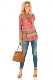 Silk Tunic Melena | multi