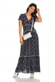 Kocca |  Floral maxi dress Bolivia | print  | Picture 3