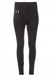 Aaiko |  Legging with pockets Solma | blue  | Picture 1