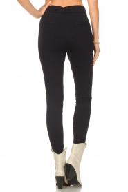 Aaiko |  Legging with pockets Solma | blue  | Picture 7