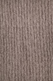 Ruby Tuesday | Wollen sjaal Hoa xl | grijs  | Afbeelding 4
