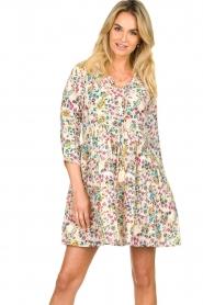 Louizon |  Floral dress Gomes | multi  | Picture 4