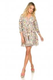 Louizon |  Floral dress Gomes | multi  | Picture 3
