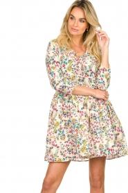 Louizon |  Floral dress Gomes | multi  | Picture 2