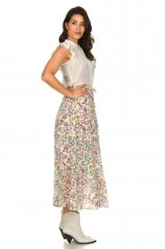 Louizon |  Floral maxi skirt Garfunk | multi  | Picture 5