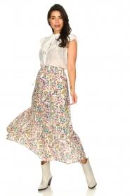 Louizon |  Floral maxi skirt Garfunk | multi  | Picture 2